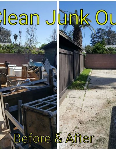 Pasadena & Greater Los Angeles Area Junk Removal