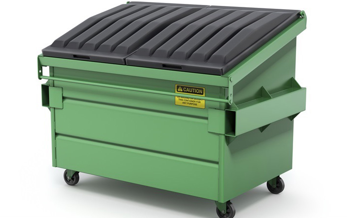 It's Time For Summer Cleanup. Get Your Dumpster Now.