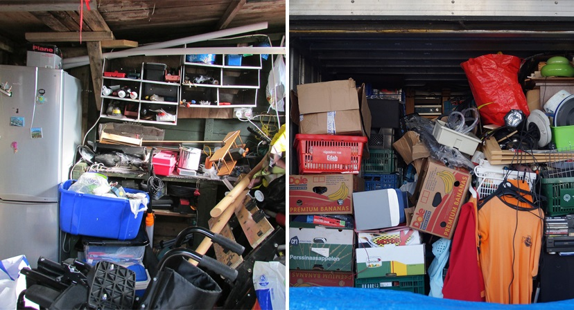 Is Your Self Storage Unit Filling Up with Junk?