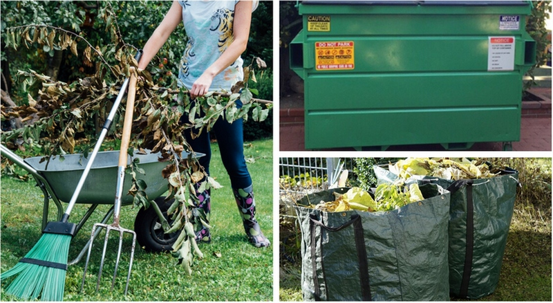 10 Ways a Dumpster can Help Your Summer Clean-Up